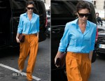 Victoria Beckham In Victoria Beckham - Out In Paris