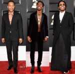 2017 Grammy Awards Menswear