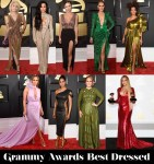 Who Was Your Best Dressed At The 2017 Grammy Awards?