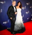 Amal Clooney In Atelier Versace - 2017 César Film Awards