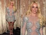 Britney Spears In Uel Camilo - Pre-GRAMMY Gala