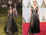 Charlize Theron In Christian Dior Couture - 2017 Oscars