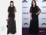 Dakota Johnson In Christian Dior - Vanity Fair Young Hollywood Party