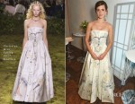 Emma Watson In Christian Dior Couture - 2017 Elle Style Awards