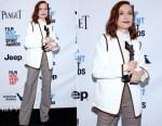 Isabelle Huppert In Chloé - 2017 Film Independent Spirit Awards