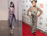 Janelle Monae In Marc Jacobs - 8th Annual AAFCA Awards