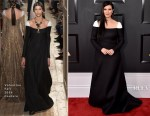 Laura Pausini In Valentino Couture - 2017 Grammy Awards