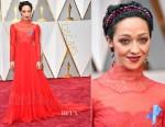 Ruth Negga In Valentino Couture - 2017 Oscars