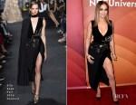 Jennifer Lopez In Elie Saab Couture - NBC Universal Press Day In LA