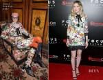 Kirsten Dunst In Gucci - CinemaCon 2017