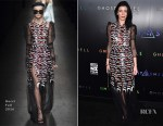 Liberty Ross In Gucci - 'Ghost In The Shell' New York Premiere