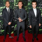 'The Lost City Of Z' LA Premiere Menswear Roundup