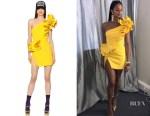 Alesha Dixon's Dsquared² Colby dress