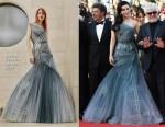 Fan Bingbing In Atelier Versace - 2017 Cannes Film Festival Closing Ceremony