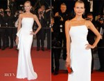 Natasha Poly In BOSS - 'In The Fade (Aus Dem Nichts)' Cannes Film Festival Premiere