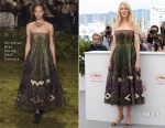 Nicole Kidman In Christian Dior Couture - 'The Killing Of A Sacred Deer' Cannes Film Festival Photocall