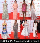 Who Was Your Best Dressed At The BAFTA TV Awards?