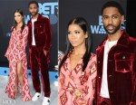 Jhene Aiko In For Restless Sleepers & Big Sean In Bally - 2017 BET Awards