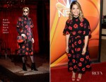 America Ferrera In Kate Spade New York - NBCUniversal Summer TCA Press Tour