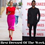 Best Dressed Of The Week - Olivia Culpo in Altuzarra & Emanuel Ungaro and Mamoudou Athie in Dior Homme