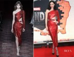 Krysten Ritter In Julien Macdonald - 'Marvel's The Defenders' New York Premiere
