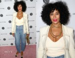 Tracee Ellis Ross In Chanel and Vetements - 5th Annual Beautycon Festival