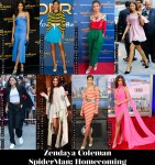 Which Was Your Favourite Zendaya Coleman 'Spider-Man: Homecoming' Promo Tour Look?
