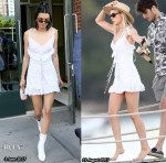 Who Wore Daisy Better? Kendall Jenner or Nicola Peltz?