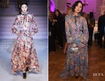 Betty Bachz In Temperley London - Marie Claire Future Shapers Awards