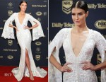 Erin Holland In Pallas Couture  - Dally M Awards
