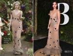 Selena Gomez In Rodarte - BoF 500 Gala
