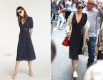 Selena Gomez Rocks Rouje out in New York City