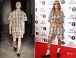 Rita Ora In Gosha Rubchinskiy & Mulberry - BBC Radio 1 Teen Awards