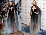 Arizona Muse In Elie Saab & Ralph & Russo Couture - Chain Of Hope Gala Ball & Aquazzura x Mytheresa.com Dinner