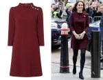 Kate Middleton's Goat Eloise Tunic Dress