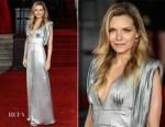 Michelle Pfeiffer In Prada - 'Murder On The Orient Express' World Premiere