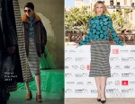Cate Blanchett In Marni & Louis Vuitton - IWC For The Love Of Cinema At DIFF