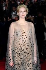 Gwendoline Christie In Iris van Herpen Couture