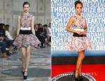 Kerry Washington In Giambattista Valli Couture - 2018 Breakthrough Prize