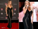 Mariah Carey In Georgine - AHF World AIDS DAY Concert and 30th Anniversary