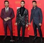 'The Assassination Of Gianni Versace: American Crime Story' LA Premiere Menswear Roundup