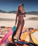 Kendall Jenner stars in the Missoni Spring 2018 Ad Campaign
