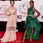 2018 NAACP Image Awards Red Carpet Roundup