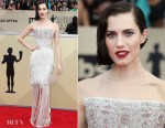 Allison Williams In Ralph & Russo Couture - 2018 SAG Awards