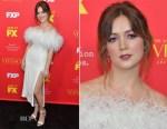 Billie Lourd In Adam Selman - 'The Assassination Of Gianni Versace: American Crime Story' LA Premiere