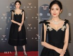 Gulnezer Bextiyar In Fendi - Huatai Jewelry Event