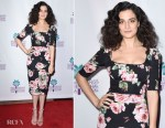Jenny Slate In Dolce & Gabbana - 'The Polka King' Palm Springs International Film Festival Screening