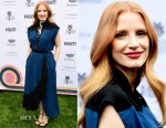 Jessica Chastain In Givenchy - Variety's Creative Impact Awards And 10 Directors To Watch