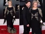 Kelly Clarkson In Christian Siriano - 2018 Grammy Awards