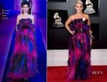 Pink In Armani Privé - 2018 Grammy Awards